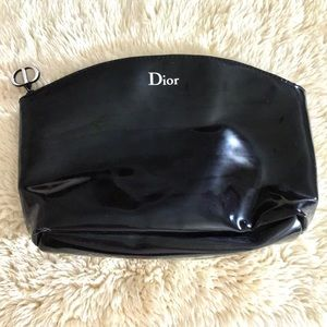 Christian Dior Cosmetic Bag Purse